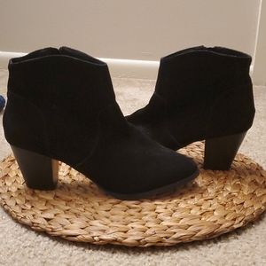 Urban Outfitters Faux Suede Boots